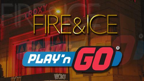 Play'n GO Confirmed as Headline Sponsor for Fire & Ice 2015