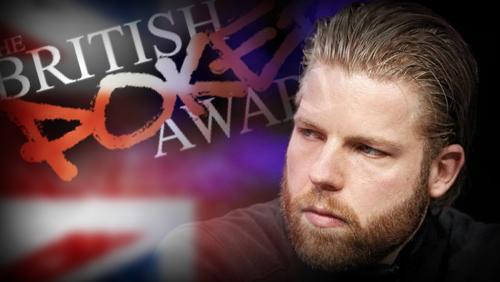 British Poker Awards Welcomes Special Guest Jorryt van Hoof