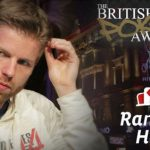 Jorryt van Hoof Announced as Special Guest for the British Poker Awards; Ranking Hero Pick Up Bar Tab