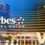 Melco Crown wins Forbes awards; SunCity VIP room in Wynn Macau to open soon