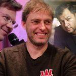 Rob Yong Talks Awards; Nicolas Fraïoli Talks Pain, and Manuel Bevand Talks Ted