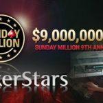 "Brayden 'BRAYDEN93"" Fritzhall Wins the Sunday Million 9th Anniversary Special and Liliya 'Liay5' Novikova Joins Team Online"