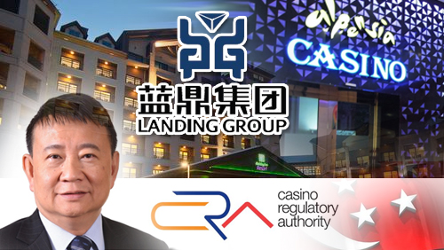 Landing's proposed purchase of Pyeongchang casino falls through; Singapore's NRA appoints new chairman