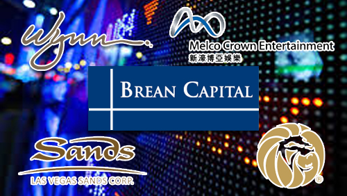 On Brean's Bullish Macau Call