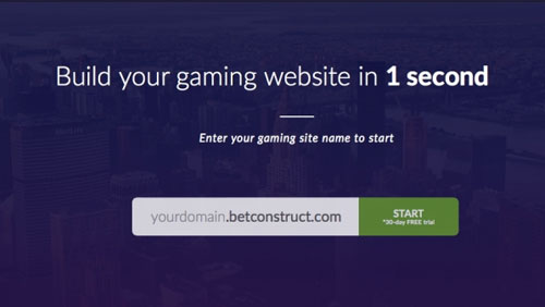New From Betconstruct – The Facility To Trial Your Online Gaming Website Instantly And For Free