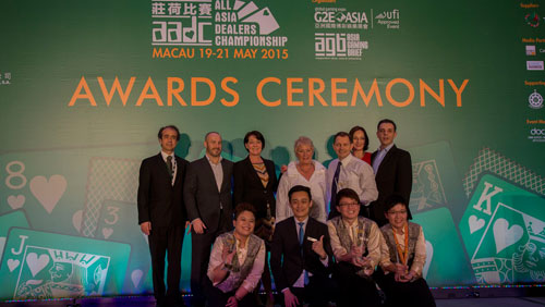 Marina Bay Sands takes top prize in All Asia Dealers Championship