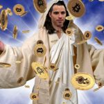 Bitcoin Jesus says invest in bitcoin and you shall reap