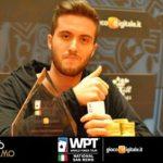 Denis Karakashi Wins WPT National San Remo