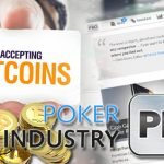 The online poker industry's leading news source now accepts Bitcoin.
