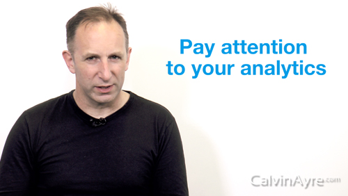 SEO Tip of the Week: Pay Attention To Your Analytics