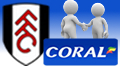 Coral signs on as Fulham FC's official betting & gaming partner