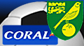 Coral inks betting partnership with Norwich City, gets name on Barclay Stand