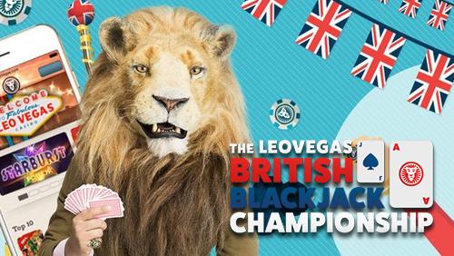 First Leovegas British Blackjack Championship Sees Winner Walk Away With £10,000 Grand Prize
