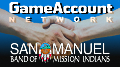 GameAccount inks free-play online casino deal with California's San Manuel Band