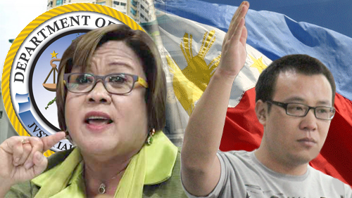 Justice sec wants Bo Wang out of Philippines immediately
