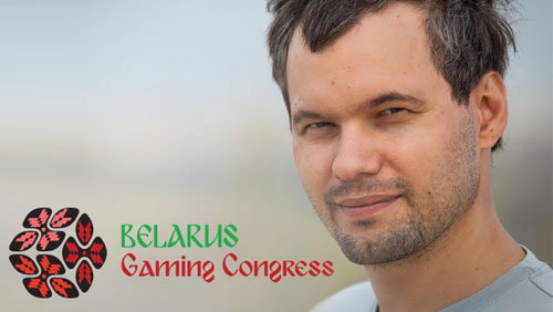 Igor Rechka from the company General Manager will speak at Belarus Gaming Congress