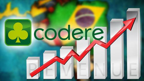 Latin America drives Codere revenue in H1
