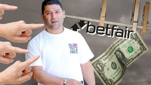 Melbourne drug kingpin accused of laundering money through Betfair