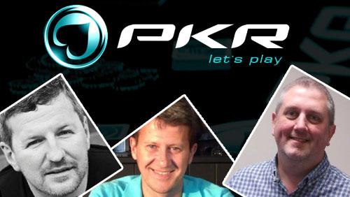 Senior Management Trio Joins PKR