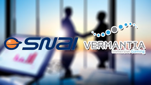Vermantia signs 2 Live Sports Betting Channels with SNAI for Italian retail network
