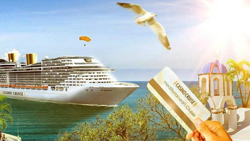 Congratulations to Elisabeth L. For Winning Cruise Prize Draw at CasinoCruise!