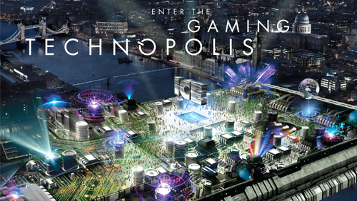 New ICE campaign invites the industry to 'Enter The Gaming Technopolis'