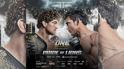 One Championship™ Announces New Bouts For One: Pride Of Lions