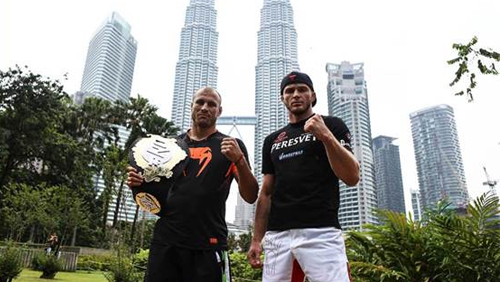 One: Tigers Of Asia Official Weigh-in Results