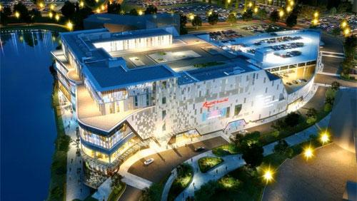Resorts World Birmingham to open on Oct 21st