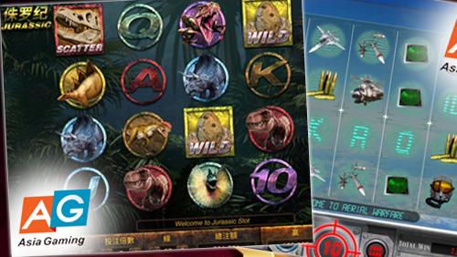 New slots added to Asia Gaming's winning mix of games