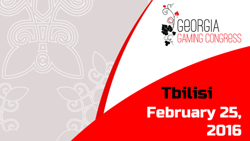 Tbilisi will host an international gaming forum Georgia Gaming Congress