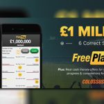 Colossus Bets launches £1 Million free-to-play 6 leg predictor game