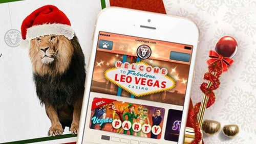 Double Leovegas Win as Player Wins Christmas Million Weeks after Winning Hollywood Holiday