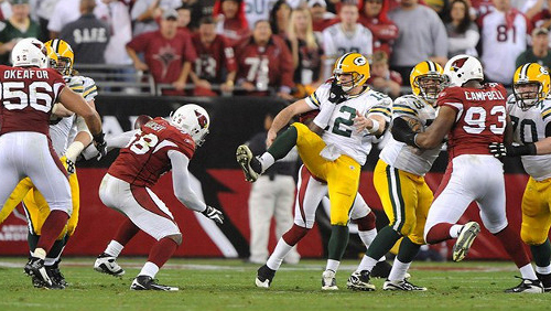 NFL Divisional Playoffs – Green Bay Packers vs. Arizona Cardinals