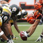 NFL Wildcard Weekend – Pittsburgh Steelers vs. Cincinnati Bengals