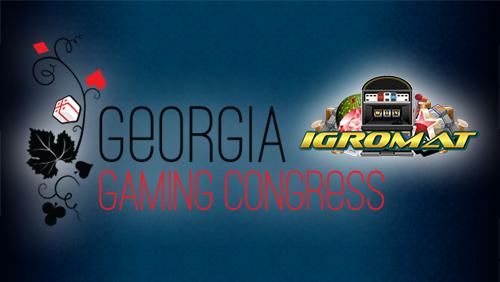 Igromat became golden sponsor of Georgia Gaming Congress