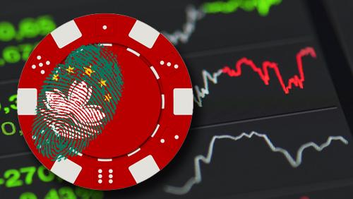 Macau casino gaming revenue drops in January