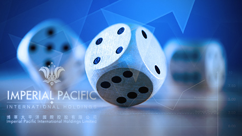 Imperial Pacific temporary casino in Saipan posts $186M in 1Q of 2016