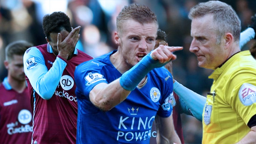 Premier League Review Week 34: Villa Relegated, Vardy Off, and More