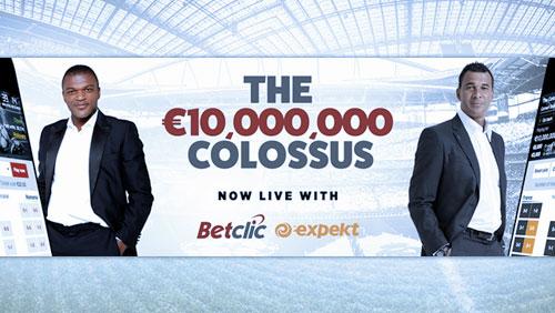 Betclic & Expekt Launch Colossus Pools for Euros 2016