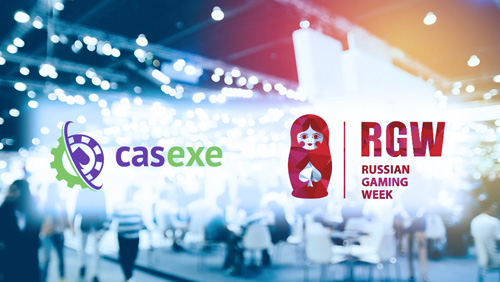 CASEXE on RGW! Surprises, Presents, Exclusive Novelties