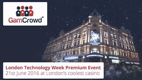 GamCrowd at London Tech Week