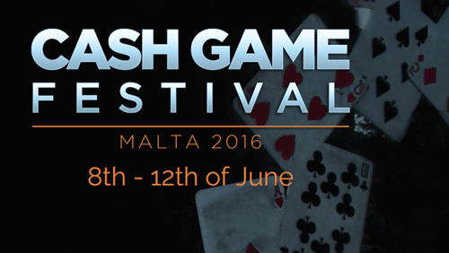 Ten Days until Maltas First Cash Game Festival