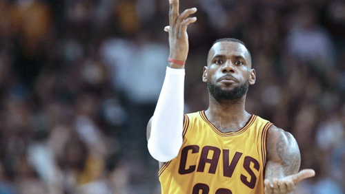 Cavs back in NBA Finals after Game 3 blowout