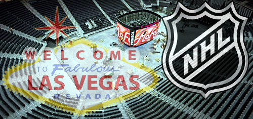 NHL's Las Vegas expansion has Canadian sports betting backer dropping the gloves