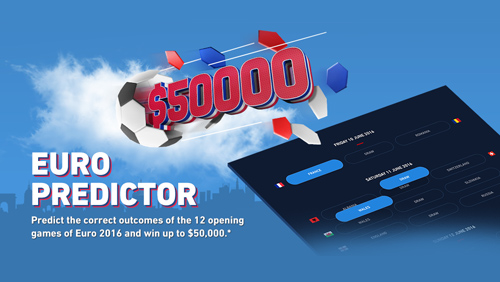 Pinnacle Launches $50,000 'Euro Predictor' Competition