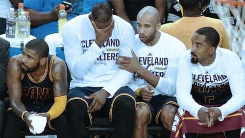 Why Aren't the Cleveland Cavaliers Ready for the NBA Finals?