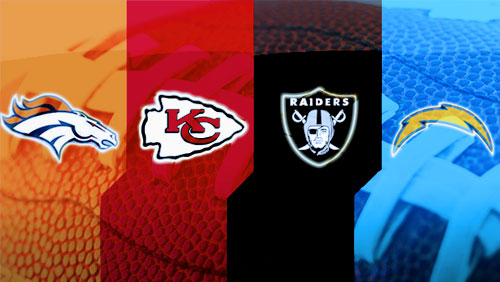 NFL Betting – AFC West Preview