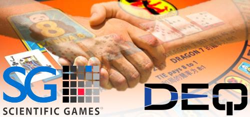 Scientific Games acquire DEQ Systems, launch Stadium Blackjack at Mohegan Sun
