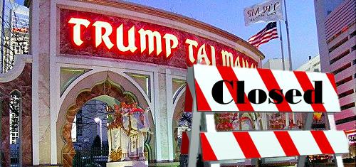 Trump Taj Mahal closure leaves Atlantic City with just seven casinos